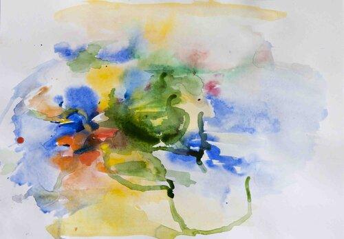 Рисунки акварелью, Марина Ермолаева