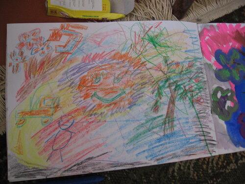Рисунки карандашом, Сеня Юнак