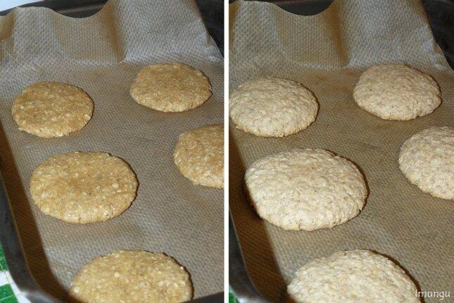 Исчезающее овсяное печенье рецепт