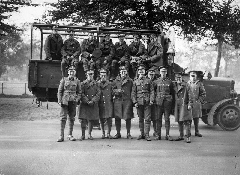 Hyde Park Troops