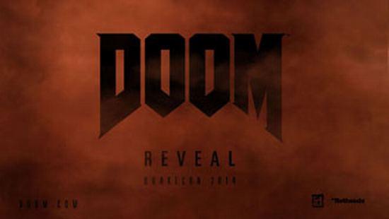 Официальный тизер игры DOOM