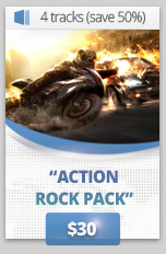 Action Rock Pack