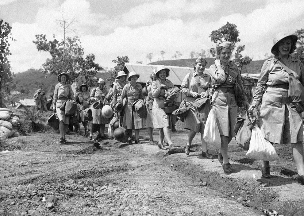 Секс вовремя воины 1941