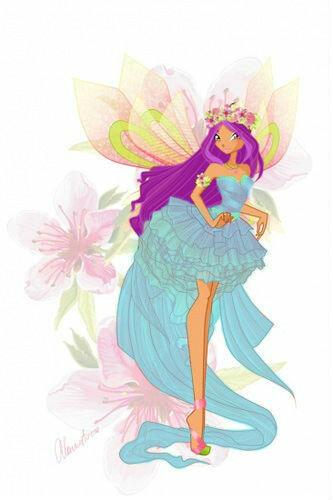 """Фанфик """"Солнце"""",от Violett и картинки с винкс феями!"""