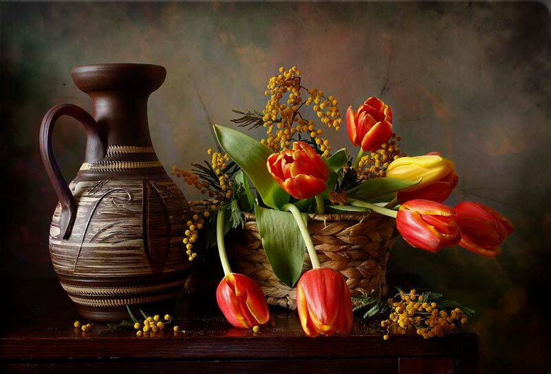 понять, что фото натюрмортов с макаронами цветами спасителя это центральная