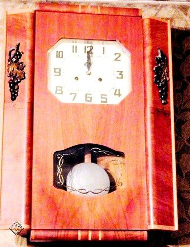 Совесткие часы