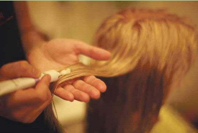 выпадающие волосы лечение