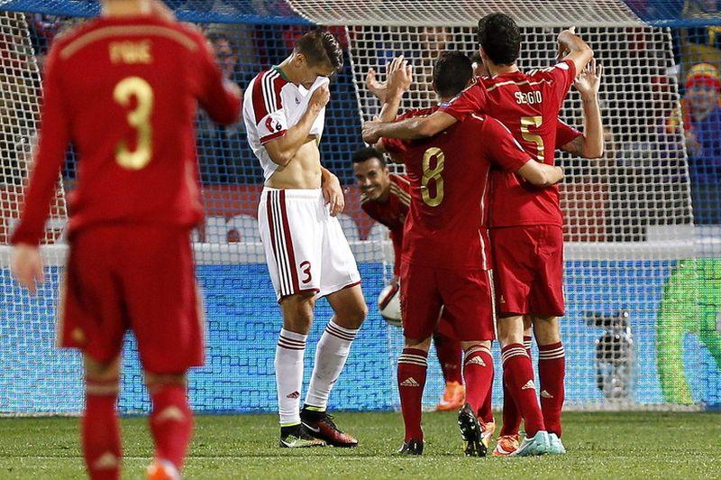 Беларусь- Испания. Бесплатный прогноз на матч