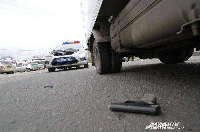 Гражданин Череповца вупор расстрелял автолюбителя издетского пистолета