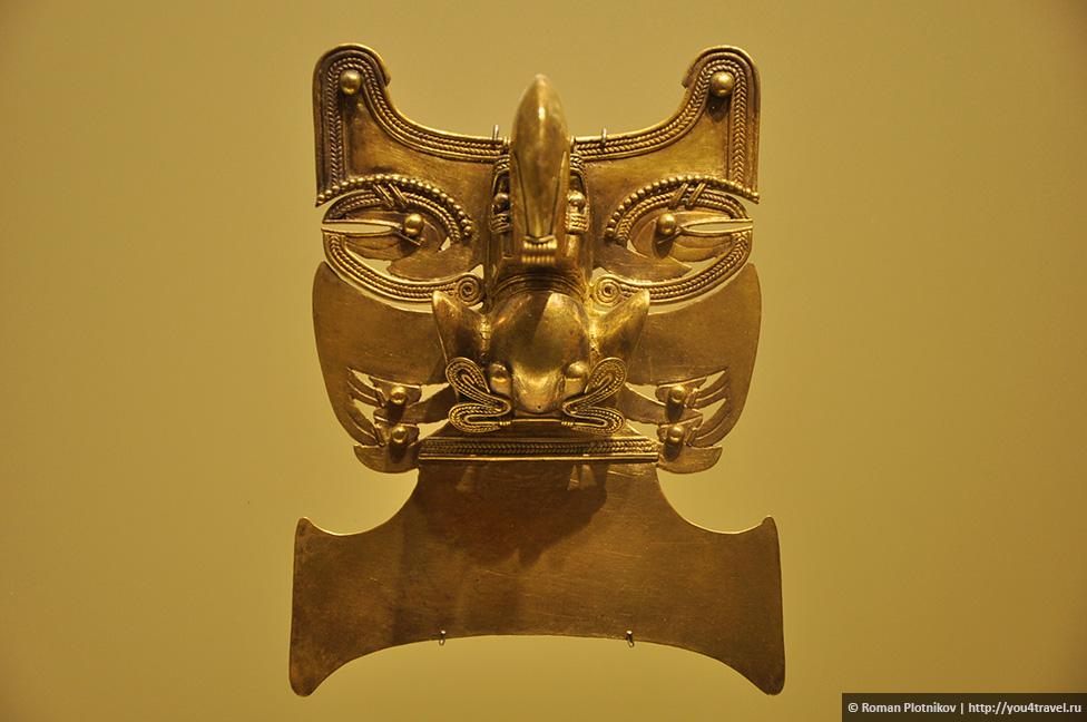 0 181aaf 169bb1d2 orig День 203 205. Самые роскошные музеи в Боготе – это Музей Золота, Музей Ботеро, Монетный двор и Музей Полиции (музейный weekend)