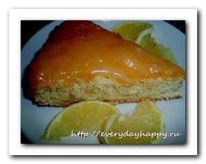 Солнечный лимонный пирог на 8 Марта!