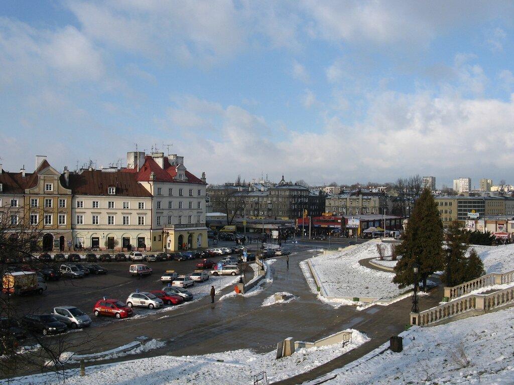 Castle Square (Plac Zamkowy), Lublin