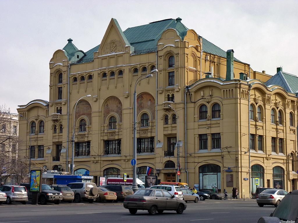 музей политехнический москва фото