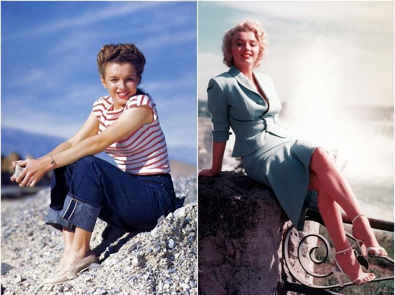 9. Мэрилин Монро А кто вам больше нравится: брюнетки или блондинки? Брюнетки Блондинки Рыжие-бесстыж