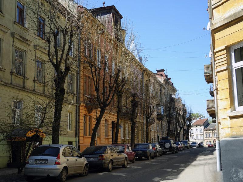 ул. Глибова