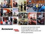 Студенческие проекты Lenovo