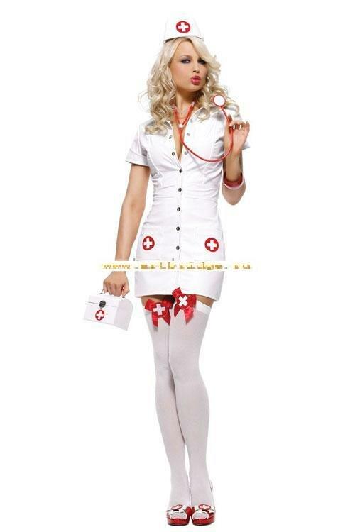 Секси девушки медсестрички