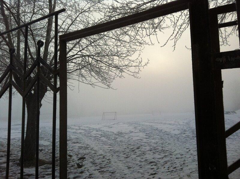 Ворота в воротах