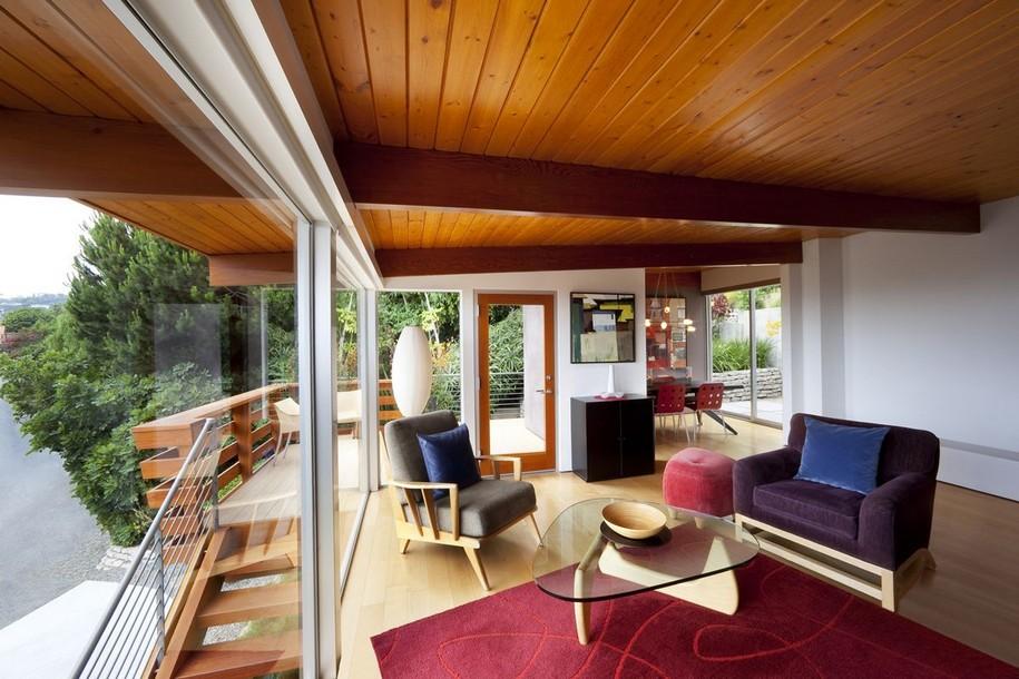 Temple Hills Residence в Лагуна Бич от Schola Architecture