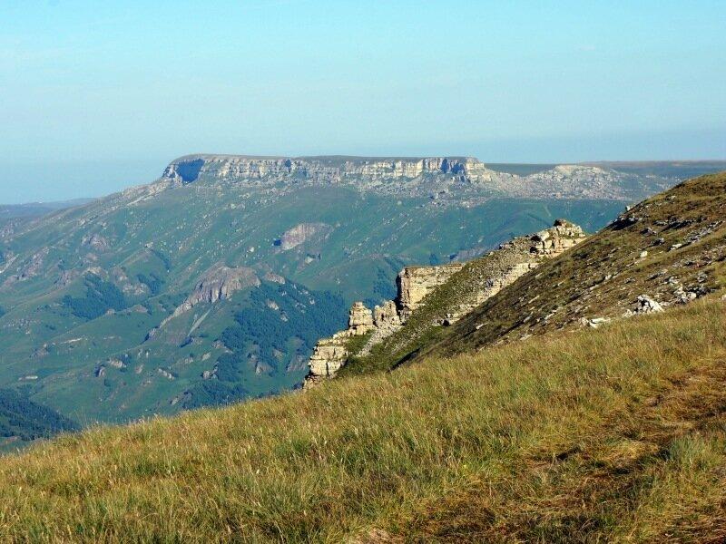 Гут гора с плато