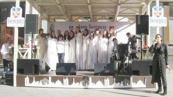 Дни Белграда, Москва, сербская культура, балканская музыка