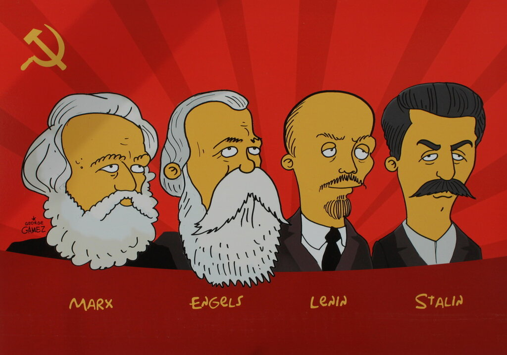Основоположники коммунизма