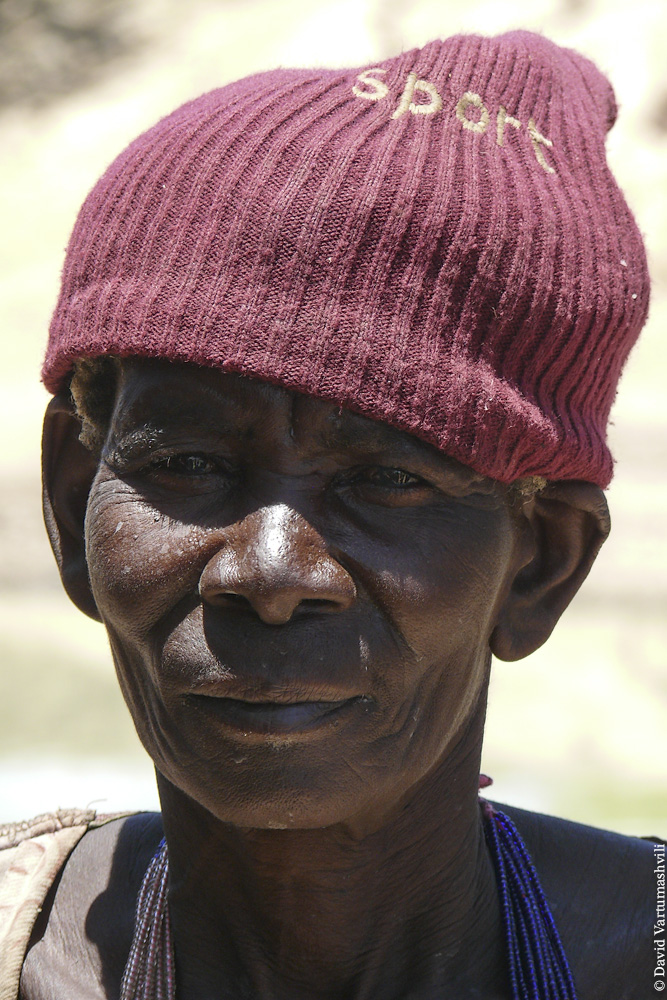 Ангола, от намибийской границы до Лубанго