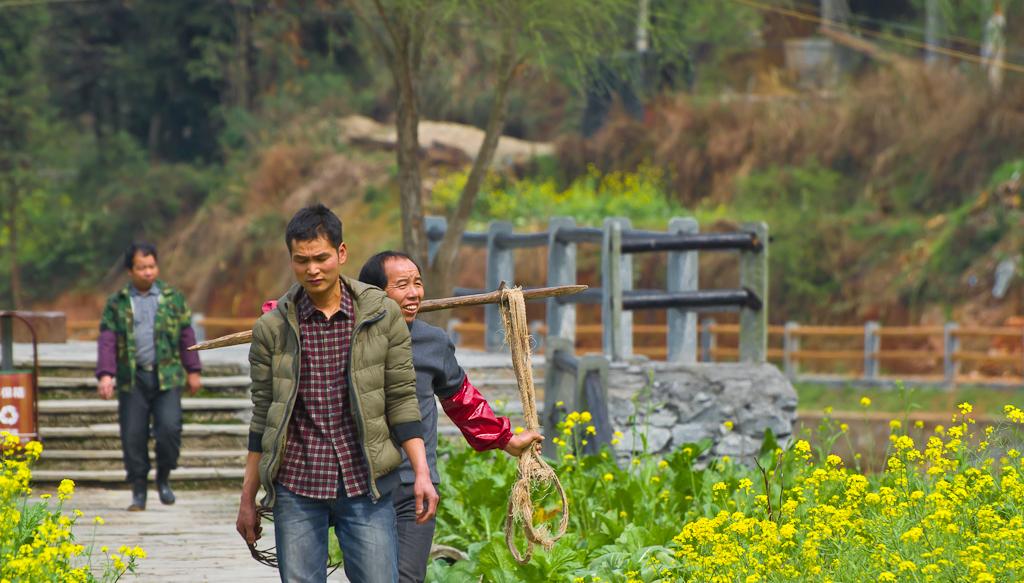 14. Одним весенним днем в деревне Ма'ан. Интересные места в Китае, куда можно поехать самостоятельно. (70-300, 1/1000 сек, 0 eV, приоритет диафрагмы, f=5.3, ФР=200 мм, светочувствительность 320)