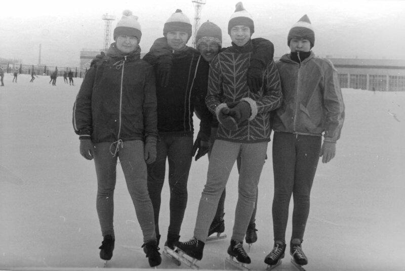 1988г.  Стадион Центральный
