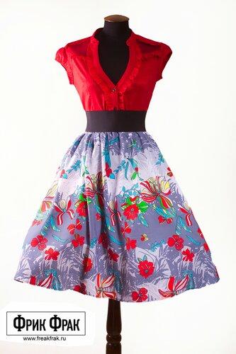 Платья для стиляг где купить
