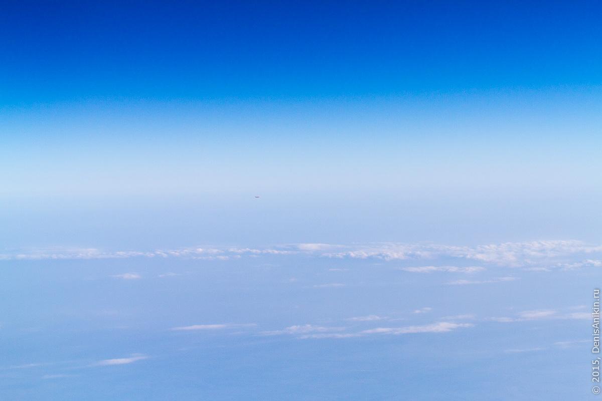 Полёт Саратов - Санкт-Петербург 5
