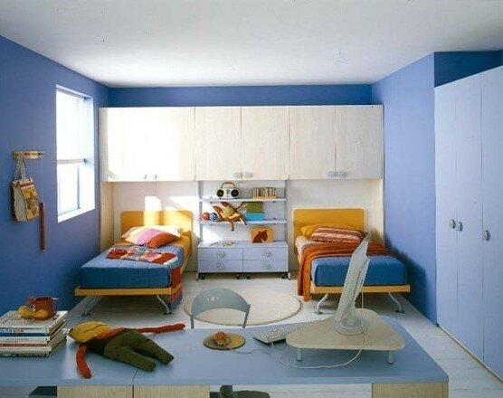 Детская комната. дизайн детской недорого.