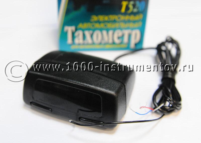 Тахометр электронный инструкция