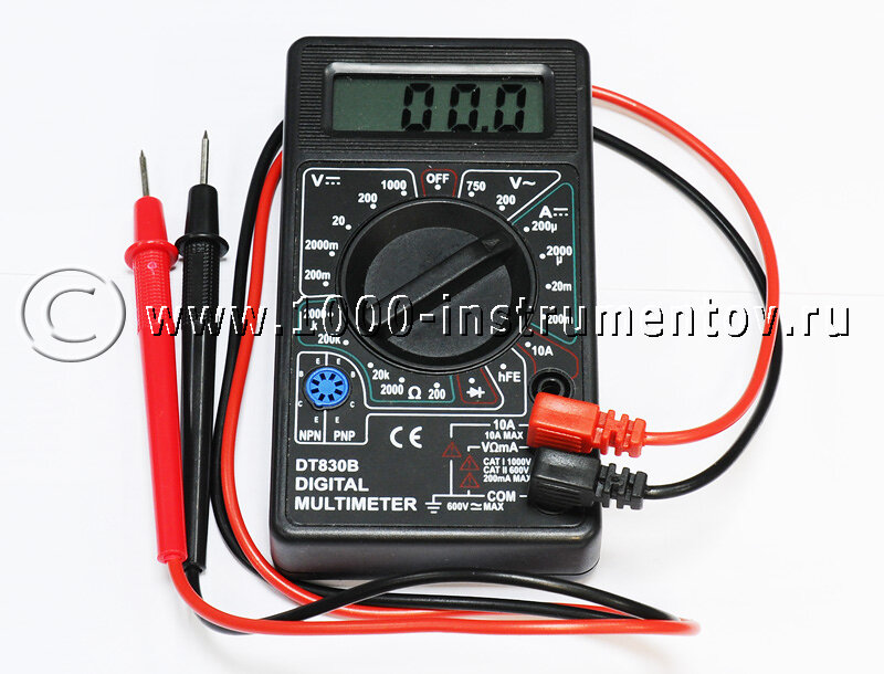 Digital Multimeter Dt-838 Инструкция По Эксплуотации