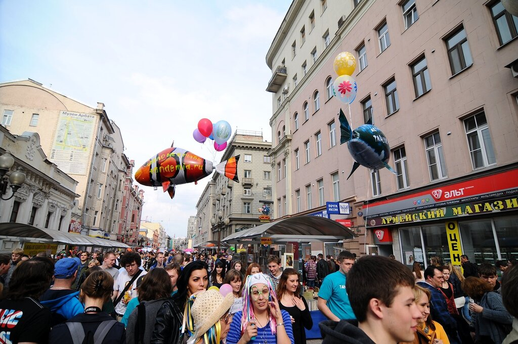 Дримфлеш 2012