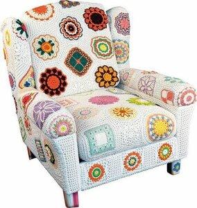 Дизайнерские идеи и милые уютности: кресла, стулья, пуфы, лампы, часы...  0_90e8b_4cf1002a_M