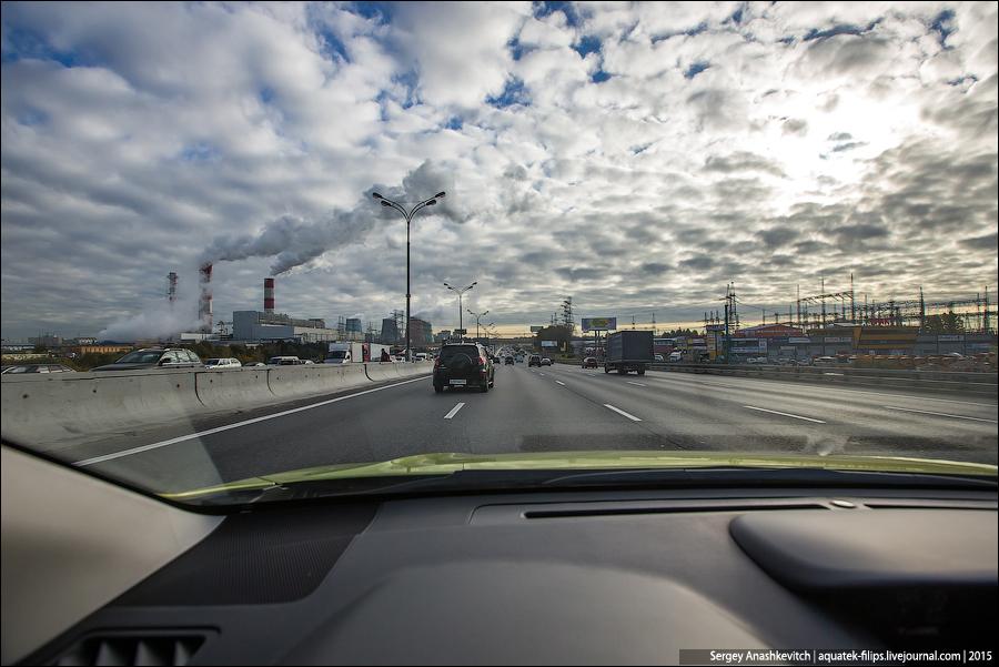 Путешествие из Москвы в Урюпинск