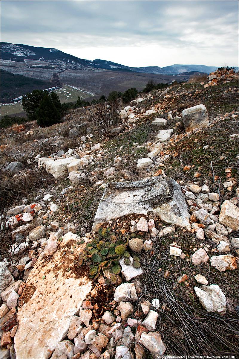 Italian military cemetery