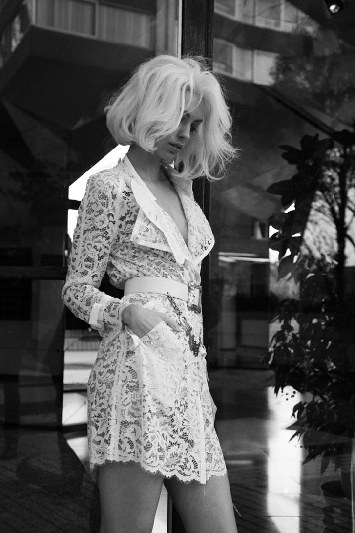 модель Эмили Сенко / Emily Senko, фотограф Alice Rosati