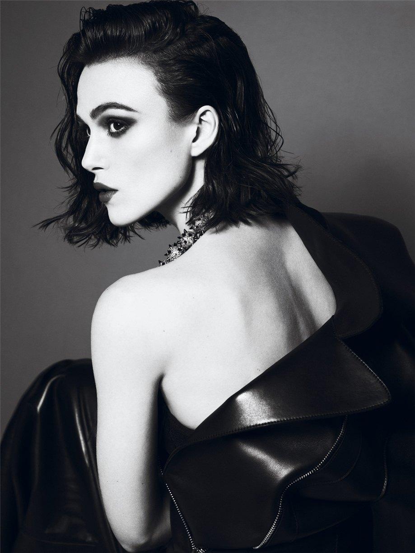 Kiera Knightley / Кира Найтли в журнале Interview Magazine, апрель 2012 / фотографы Mert and Marcus