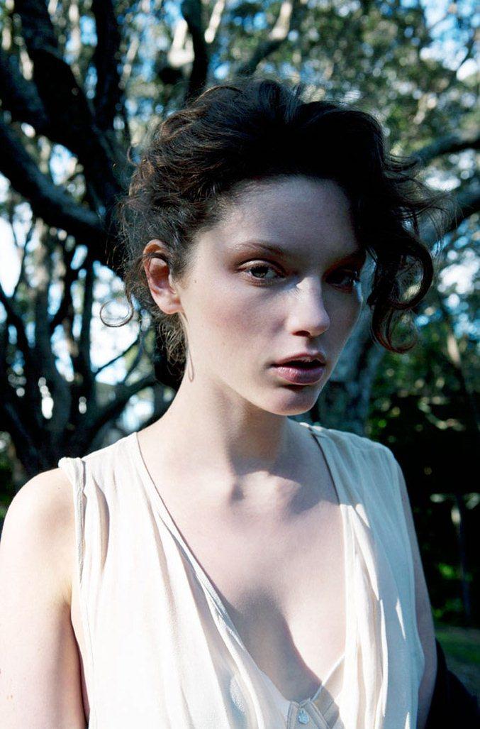 модель Кэти Браатведт / Katie Braatvedt, фотограф David K. Shields