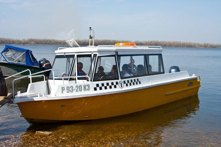 лодки место такси