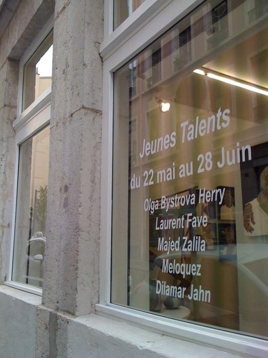 010. Lyon. Galerie Atelier 28