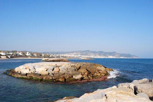 Испанское побережье Коста Бланка