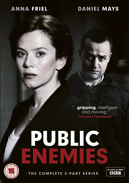 ����� �������� / Public Enemies (1 �����/2012/HDTVRip)