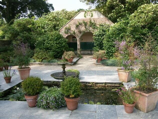 Затерянные сады Хэлиган. Великобритания