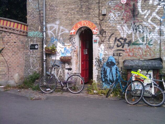 Христиания. Копенгаген