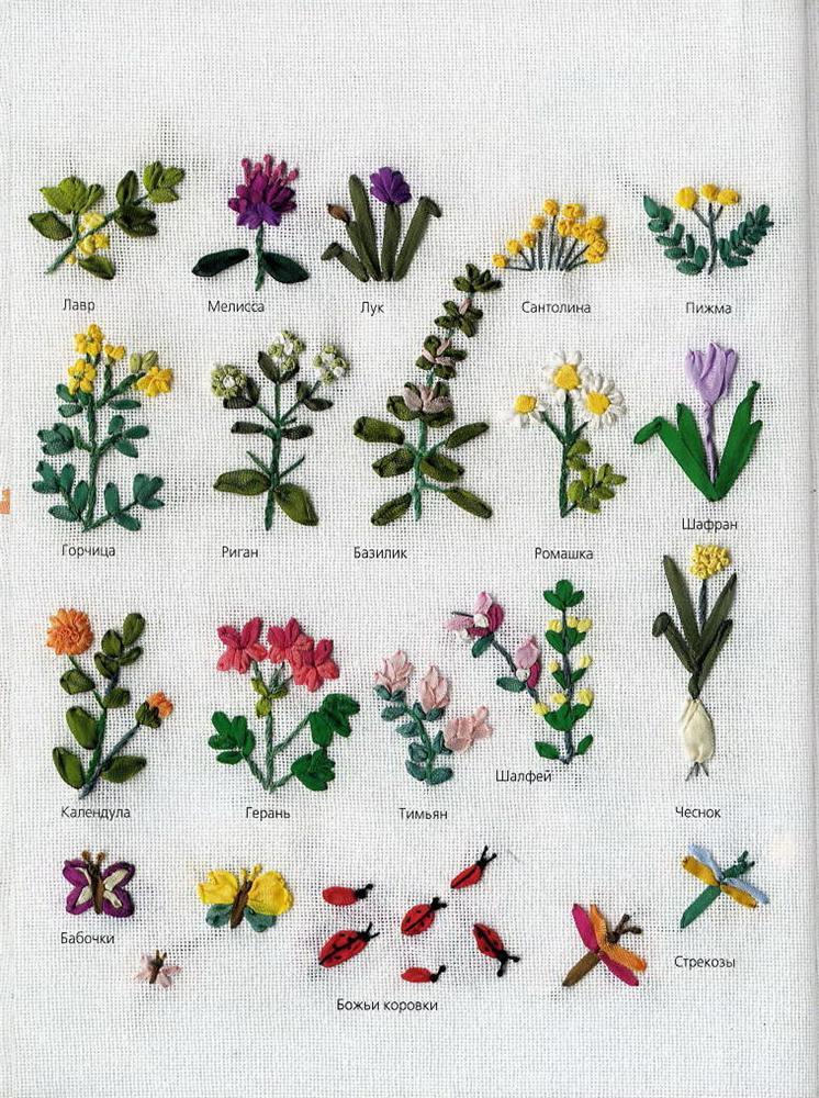 Gallery.ru / Фото #166 - Идеи по цветочкам.