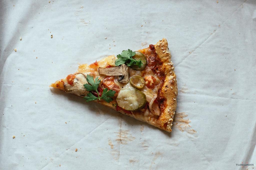 пицца Вегетарианская заказать Днепропетровск