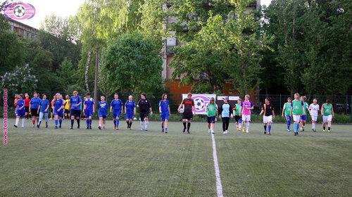 SOCCER 7. 5 «Чемпионат ЖФЛ» по футболу 7х7